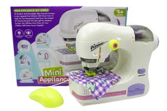 Sewing Machine Mini Appliance Set Toy (6994A)