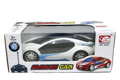 Famous White Remote Control Car (6328)