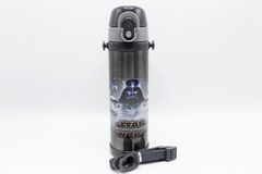 Star Wars Grey Thermal Metallic Water Bottle (GX-500)