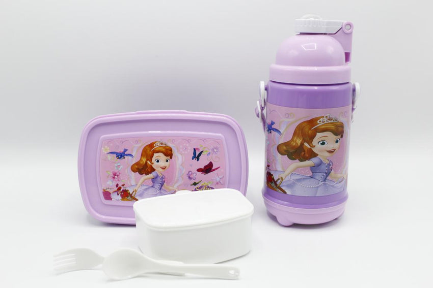 Sofia Lunch Box & Water Bottle Deal