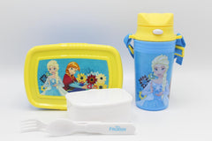 Frozen Lunch Box & Water Bottle Deal
