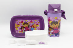 Dora Lunch Box & Water Bottle Deal