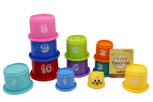 Load image into Gallery viewer, Stacking Cups Baby Toys (617)