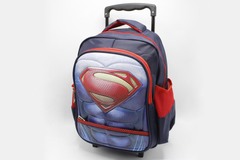 Cartoon Character School Bag Trolley For KG-1 & KG-2 (12013)