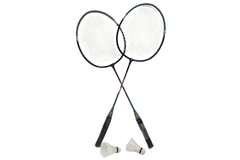 Badminton Rackets With Shuttlecocks (KC022)