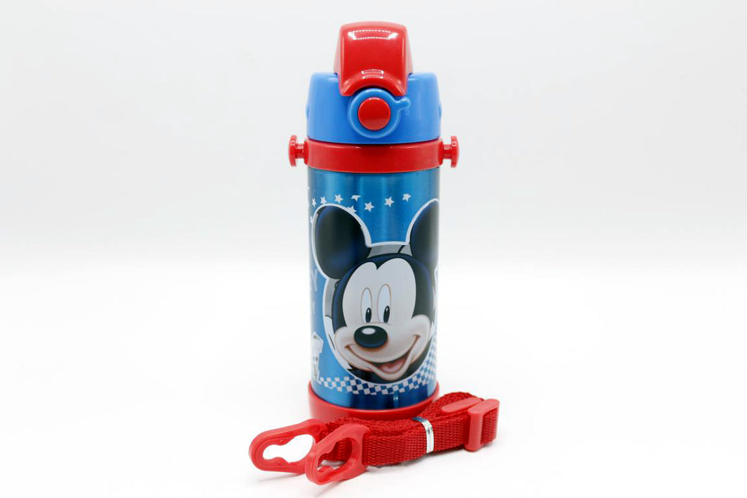 Mickey Mouse Thermal Metallic Water Bottle (DMB-350)