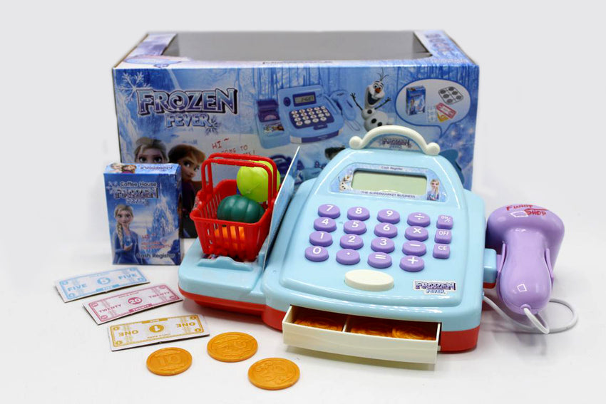 Frozen Cash Register Toy (KDL888)