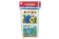 Bath Book 2 Book Set (KC2360)