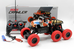 Rock Crawler Off Road 6 Tyre Remote Control (091-51)