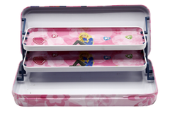 Barbie Metallic Pencil Box (8164)