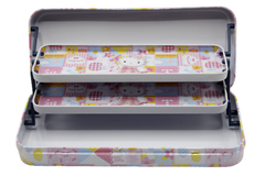 Hello Kitty Metallic Pencil Box (8169K)