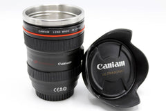 Tea/Coffee Cup Camera Lens Shape (KC3096)