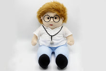 Load image into Gallery viewer, Stuffed Doll Doctor (KC2255)