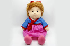 Stuffed Doll Pink (KC2255)