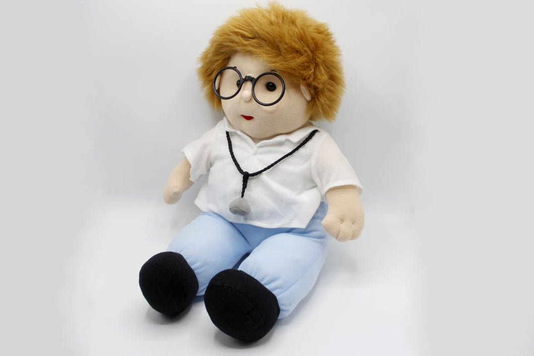 Stuffed Doll Doctor (KC2255)
