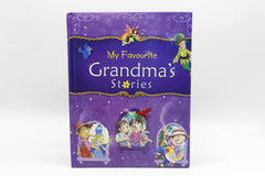 My Favorite Grandma's Story Books