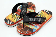 Mc Queen Cars Black Slipper