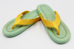 Rubber Slipper Green #36