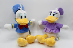 Donald Duck & Daisy Duck Stuffed Toy