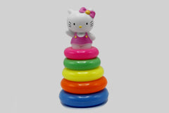 Hello Kitty Plastic Ring Tower (KC3097)