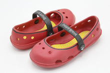 Load image into Gallery viewer, Cute Pumps/Crocs Shoes Purple, Red, Pink