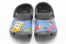 Load image into Gallery viewer, SpongeBob SquarePants Crocs Shoes Black
