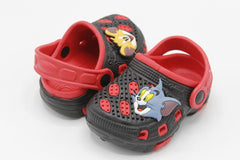 Tom & Jerry Crocs Shoes Green, Red, Blue