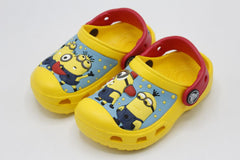 Minions Crocs Shoes Yellow