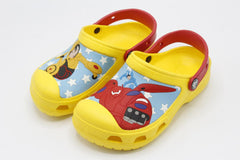 Big Hero Crocs Shoes Yellow