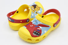 Load image into Gallery viewer, Big Hero Crocs Shoes Yellow