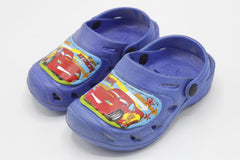 Mc Queen Cars Crocs Shoes Blue