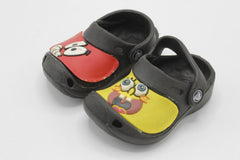SpongeBob SquarePants Crocs Shoes Black