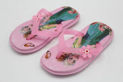 Frozen Cute Slipper Pink