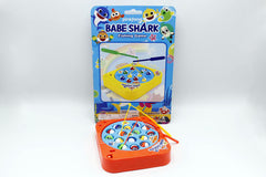 Pink Fong Babe Shark Fishing Game (AA8249-1)