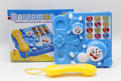 Doraemon Phone Battery Operated Toy (8628A)