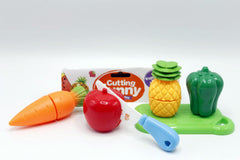 Plastic Fruit Cutting Set (6105)