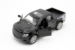 Hilux Double Cabin Pull Back Die Cast Metal Model