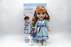 Frozen Anna Doll And Olaf (XH314)