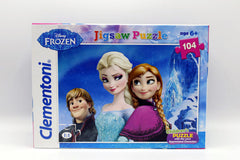 Frozen Jigsaw Puzzle (F0004)