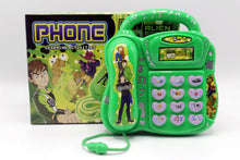 Load image into Gallery viewer, Ben 10 Phone Battery Operated Toy (8082A)