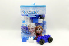 Frozen Building Blocks 60 Pcs (HJ3831)