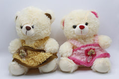 Bear With Frock (91522)