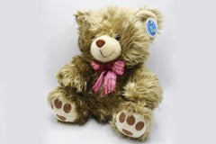 Teddy Bear Peanut Brown 15 Inches (KC802)