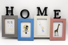 Home 4 Picture Photo Frame (AM8635)