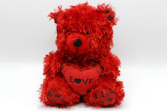 Teddy Bear Red 8 Inches (KC2485)
