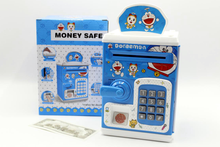 Load image into Gallery viewer, Frozen and Doraemon Number Bank Money Saver ATM (WF-3002)