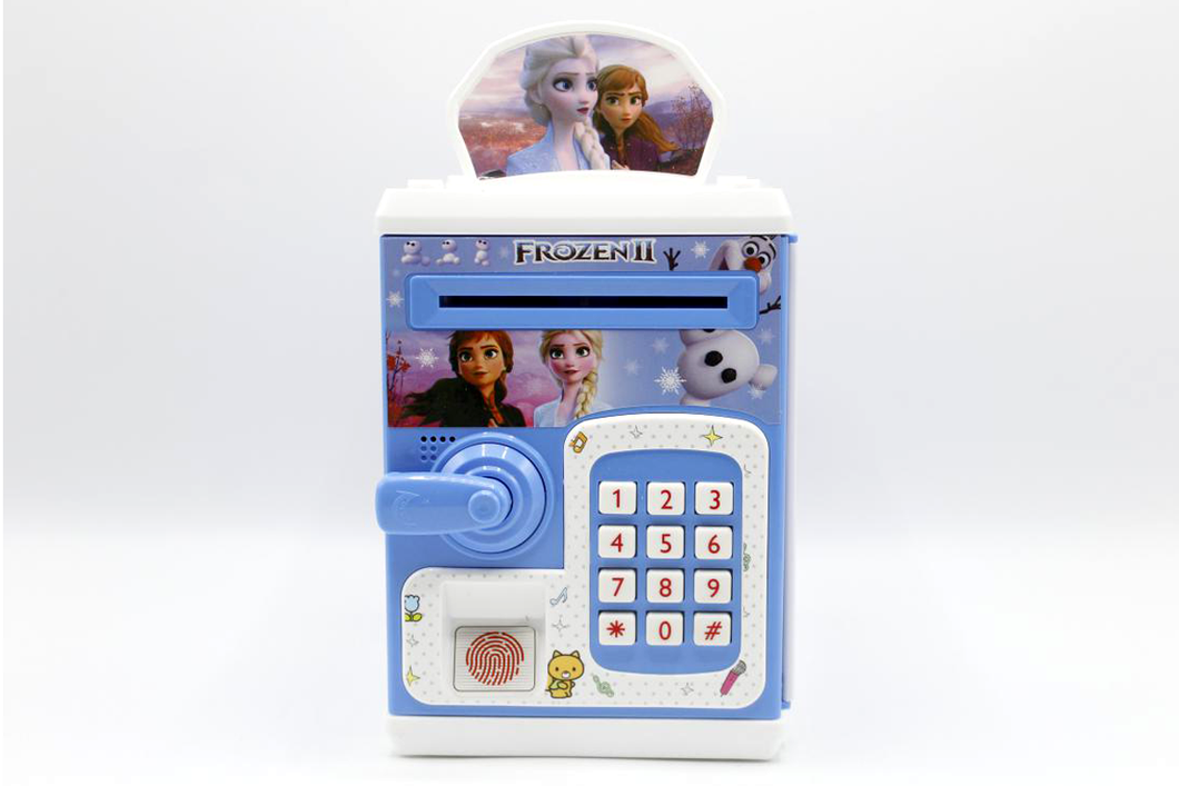 Frozen and Doraemon Number Bank Money Saver ATM (WF-3002)