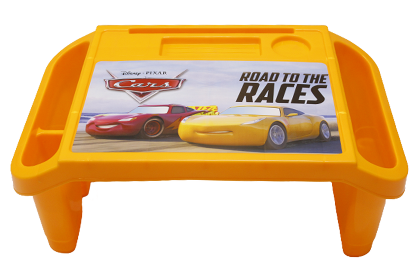 Mc Queen Cars Lap Desk Table