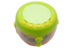 Music Flash Drum Battery Operated Toy (LX608)