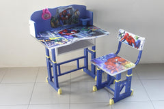 Spider Man Study Table/Wooden Table